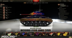 RedBull Race Tank v 0.9.3, 2 photo