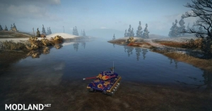 RedBull Race Tank v 0.9.3, 3 photo