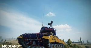 RedBull Race Tank v 0.9.3, 4 photo
