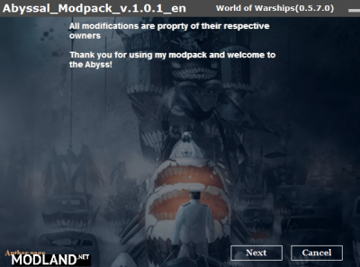 Anime skins modpack for WoWs 0.7.8