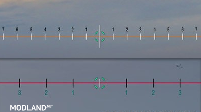 Dynamic and customizable sight from Proships for 0.7.9