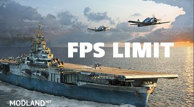 FPS Limit for World of Warships 0.7.9, 1 photo